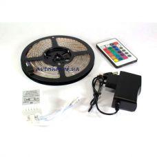 Светодиодная лента SMD 5050 RGB комплект
