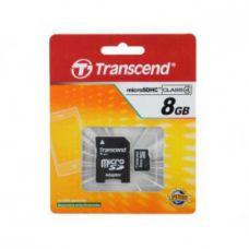 MicroSD 8Gb Transcend