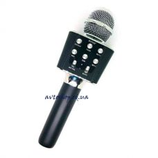 Беспроводной караоке микрофон WSTER WS-1688 Bluetooth