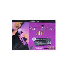 Микрофон беспроводной DM SM 58/UT24 / ручной динамический радиомикрофон