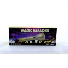 Микрофон DM Karaoke + BT KTV-K088