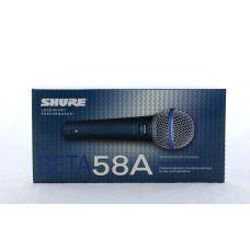 Микрофон Shure Beta 58A (проводной)