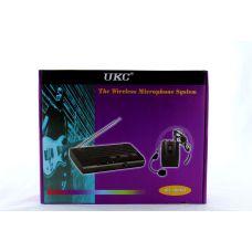 Микрофон UKC DM SH 300 XH с гарнитурой (петличка)