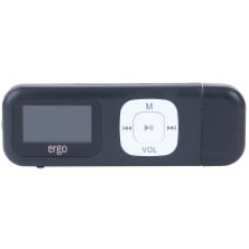 MP3-Флеш плеер ERGO ZEN BASIC 4 GB Black