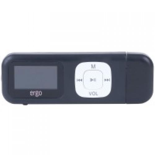 MP3-Флеш плеер ERGO ZEN BASIC 4 GB Black