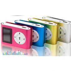 Mp3 плеер iPod Shuffle с дисплеем HD-801 Black