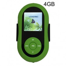 MP4 плеер 732 FM 4GB Green