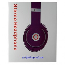 Наушники Beats by dre Studio BS-669 Purple