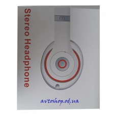 Наушники Beats by dre Studio BS-669 White
