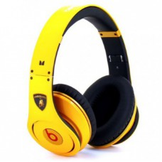 Наушники Beats by dre Studio Yellow