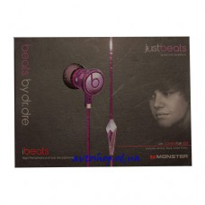 Наушники Beats by.dre purple