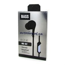 Наушники HS-52 Bass