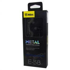 Наушники Inkax E-58 метал