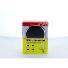 Автомобильный магнитный держатель с беспроводной зарядкой Holder Wereless charger Magnetic QI