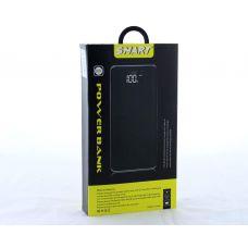 Мощный Портативный аккумулятор POWER BANK UKC K8 99000mah c LCD дисплеем