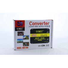Инвертор UKC DC/DC 24v-12v 50A