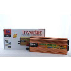Преобразователь / автомобильный инвертор UKC AC/DC SSK 1500W 24V