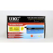Преобразователь синусоида UKC AC/DC sine 600W / Инвертор чистая синусоида