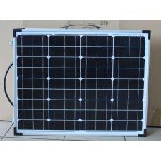 Солнечная панель портативная 2F 80W 18V 670*450*35*35 FOLD складная солнечная батарея Solar board