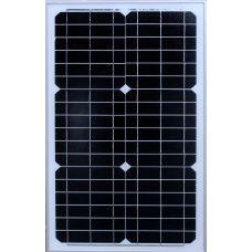 Солнечная панель Solar board 30W 18V поликристаллическая солнечная панель