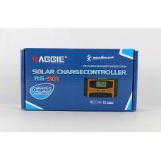 Солнечный контроллер заряда Solar controler LD-530A 30A RG / контроллер для солнечной панели