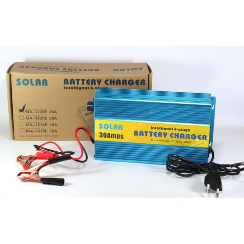 Зарядное устройство для автомобильных аккумуляторов BATTERY CHARDER 30A