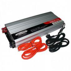 Преобразователь напряжения 12V-220 Вольт 3000 Вт + Зарядка