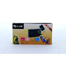 Радио Golon RX-111 с Power Bank, mp3, фонарь ( Емкость 10000 Mah )