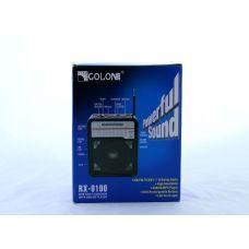 Радиоприемник Golon RX 9100 портативная колонка USB /SD / MP3/ FM / LED фонарик