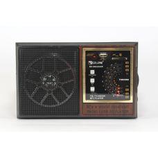 Радиоприемник Golon RX-9922UAR портативная колонка USB /SD / MP3/ FM