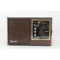 Радиоприемник Golon RX-9933 UAR портативная колонка USB /SD / MP3/ FM