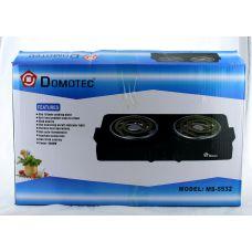 Электроплита Domotec MS 5532 на 2 конфортки