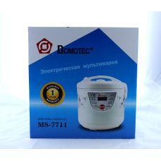 Мультиварка Domotec MS 7711 Белый