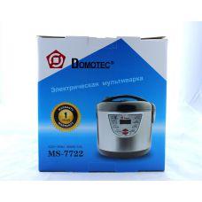 Мультиварка Domotec MS 7722 Хром