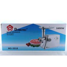 Мясорубка электрическая Domotec MS 2018 1600W