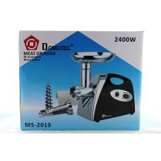 Мясорубка электрическая с соковыжималкой 2в1 Domotec MS 2019 2400W