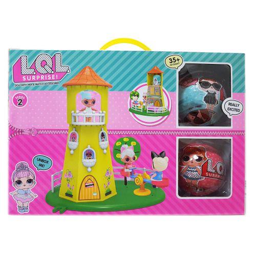 Toy Кукла LOL Башня PT 2018