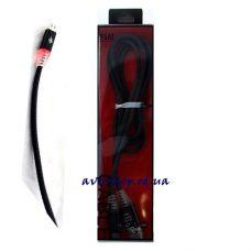 Кабель для зарядки LED Micro USB