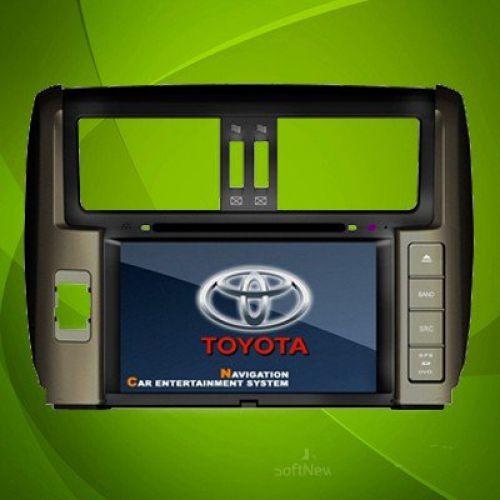 """Штатная автомагнитола """"Toyota Prado 150"""""""