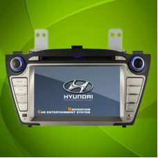"Штатная автомагнитола ""Hyundai Tucson"""