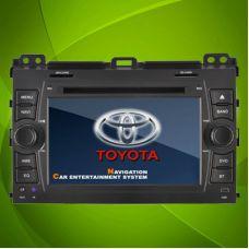 """Штатная автомагнитола """"Toyota Prado 120"""""""