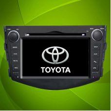 Штатная автомагнитола Toyota RAV4