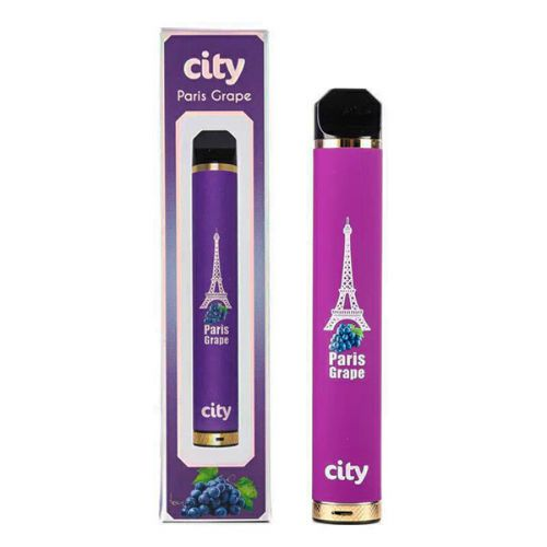 Одноразовая электронная сигарета City HIGH WAY 2% 1600 затяжек