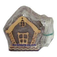 Солевой светильник дом маленький
