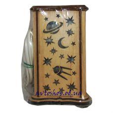 Солевой светильник 1231