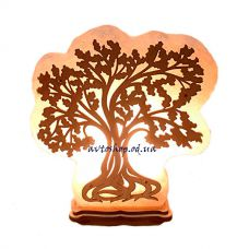Соляной светильник дерево большое