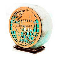 Соляной светильник Глобус большой
