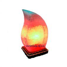 Соляной светильник Огонь маленький