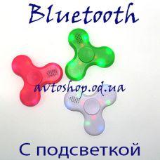 Игрушка анти стресс Fidget Spinner (Спиннер) Bluetooth