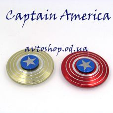 Игрушка анти стресс Fidget Spinner (Спиннер) Captain America